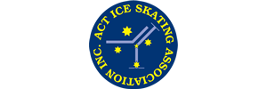 ACT Ice Skating Association Logo