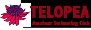 Telopea Swim Club Logo